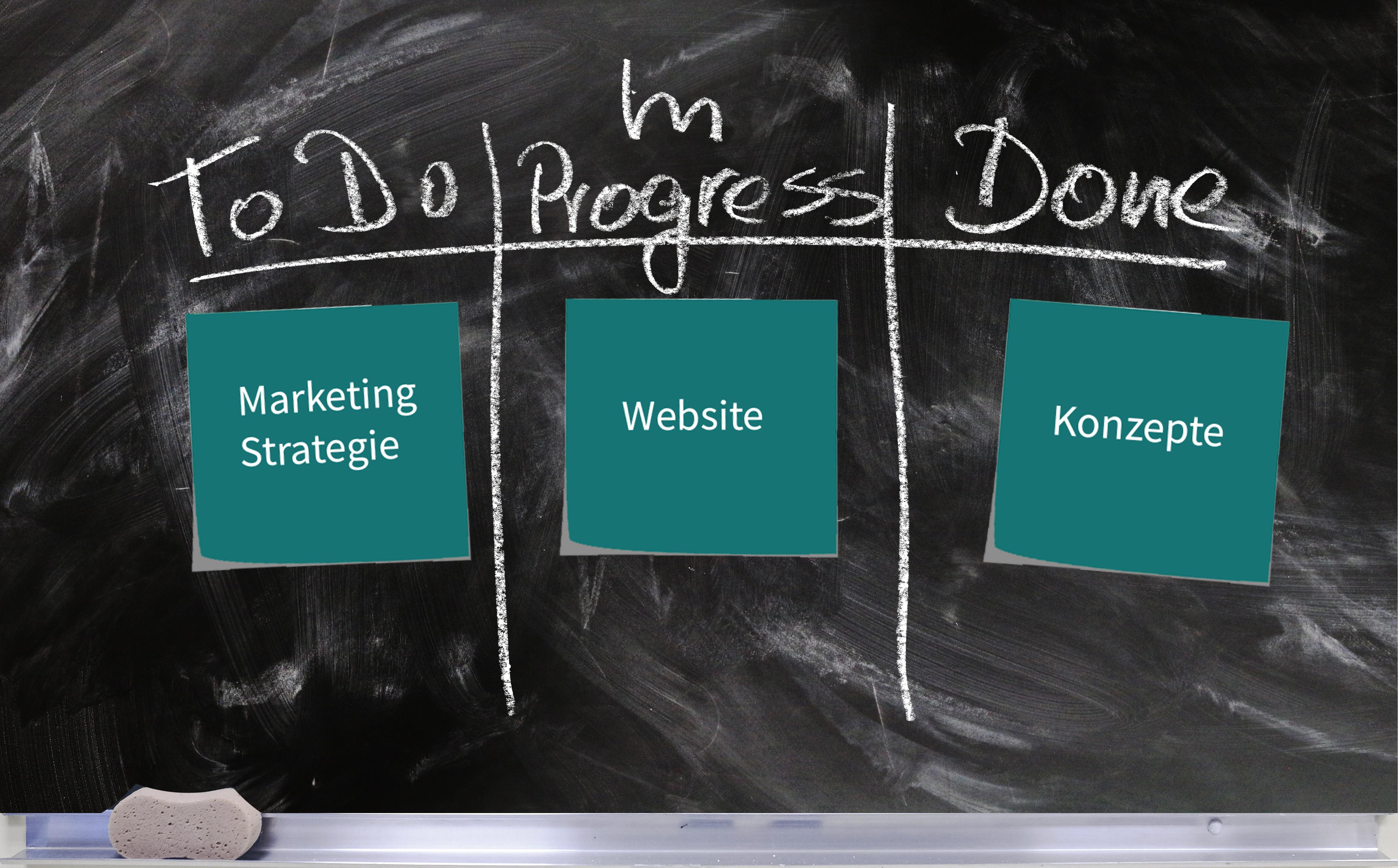 Marketing, PR, Konzept, Kommunikation